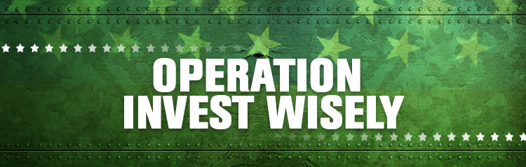 Operation Invest Wisely Header 3