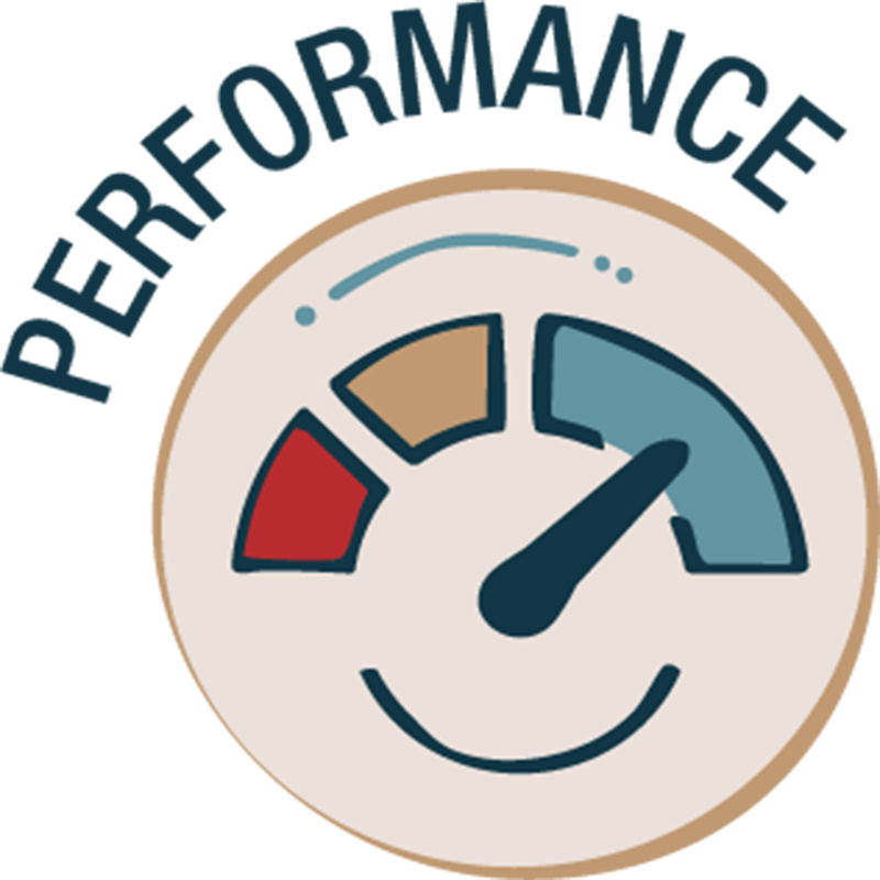 Goal 3 Performance graphic
