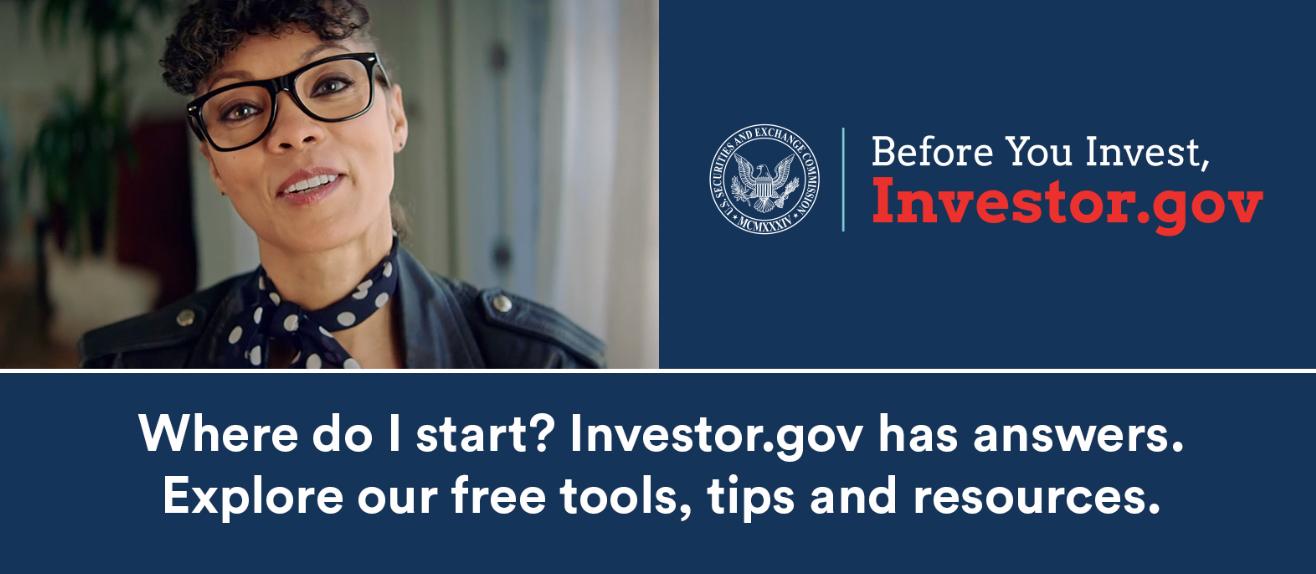 Investor.gov PSA