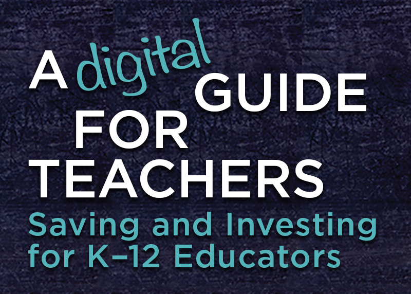Teachers Guide Button