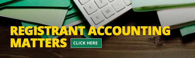 Registrant Accounting Matters slider graphic