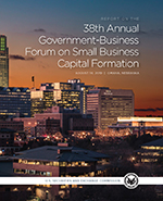 Government-Business Forum on Small Business Capital Formation cover image
