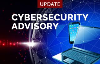 Cybersecurity Advisory graphic
