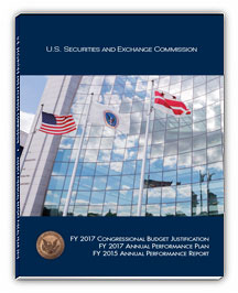 FY 2017 Congressional Budget Justification, FY 2017 Annual Performance Plan, FY 2015 Annual Performance Report cover
