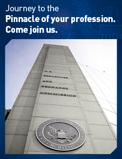 Journey to the Pinnacle of your profession. Come join us.