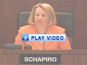 Play video of SEC Chairman Schapiro discussing short selling