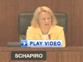 Play video of SEC Chairman Schapiro discussing municipal securities disclosure