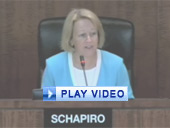 Play video of SEC Chairman Schapiro discussing 12b-1 fees