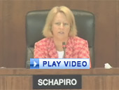 Play video of SEC Chairman Schapiro discussing proxy access