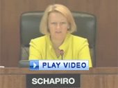 Play video of SEC Chairman Schapiro discussing short-term borrowing disclosure