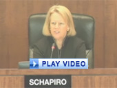 Play video of SEC Chairman Schapiro discussing conflicts of interest involving security-based swaps