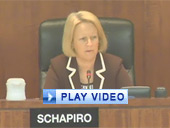 Play video of SEC Chairman Schapiro discussing SDRs