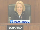 Play video of SEC Chairman Schapiro discussing proposal for security-based SEFs