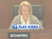 Play video of SEC Chairman Schapiro discussing credit ratings