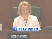 Play video of SEC Chairman Schapiro discussing protection of broker-dealer customer assets