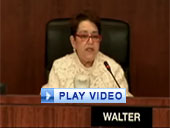 Play video of SEC Chairman Walter discussing PCAOB budget
