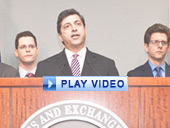 Play video of SEC Enforcement Director Robert Khuzami announces Enforcement Cooperation Initiative