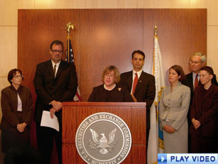 Video: News Conference Announcing Citigroup Preliminary Settlement