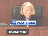 Play video of SEC Chairman Schapiro discussing the interpretive guidance