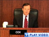 SEC Chairman Christopher Cox speaking